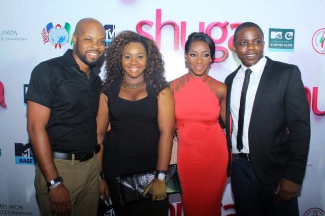 Kachi, Sharon Ezeamaka, Dorcas and Okezie