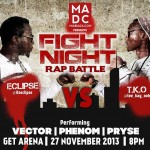 MADC Fight Night Presents: Eclipse VS TKO