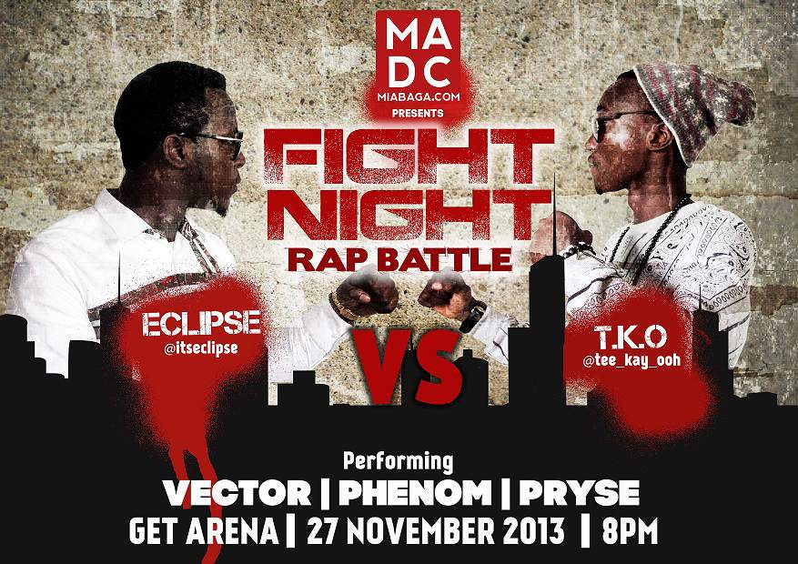 MADC FIGHT NITE VSmadc