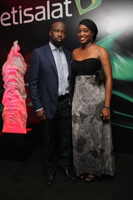 Audu and Zel Maikori