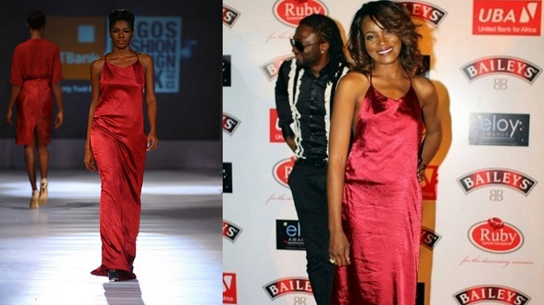 Seyi Shay in IAMISIGO