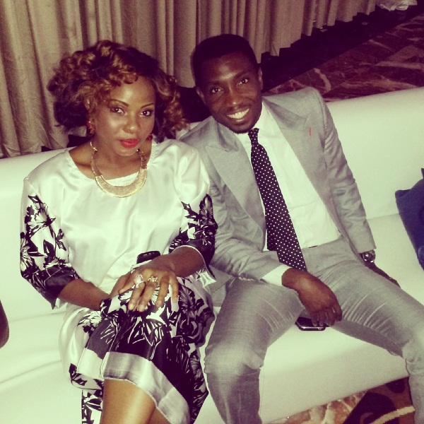 Yemi Alade and Timi Dakolo