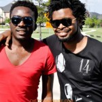 "Hilarious Comedy! Watch Bovi And BasketMouth On ""The Ride"""