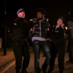 Video: BasketMouth Get Arrested In London