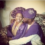 In Pictures: The Celebrities Shine Bright At The Traditional Wedding Of Tiwa Savage and Tunji Balogun (Tee Billz)