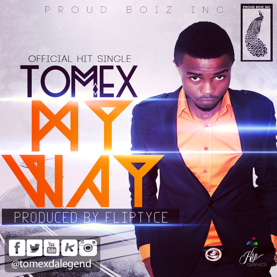 tomex - my way - artwork