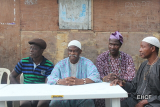 Baale and some elders