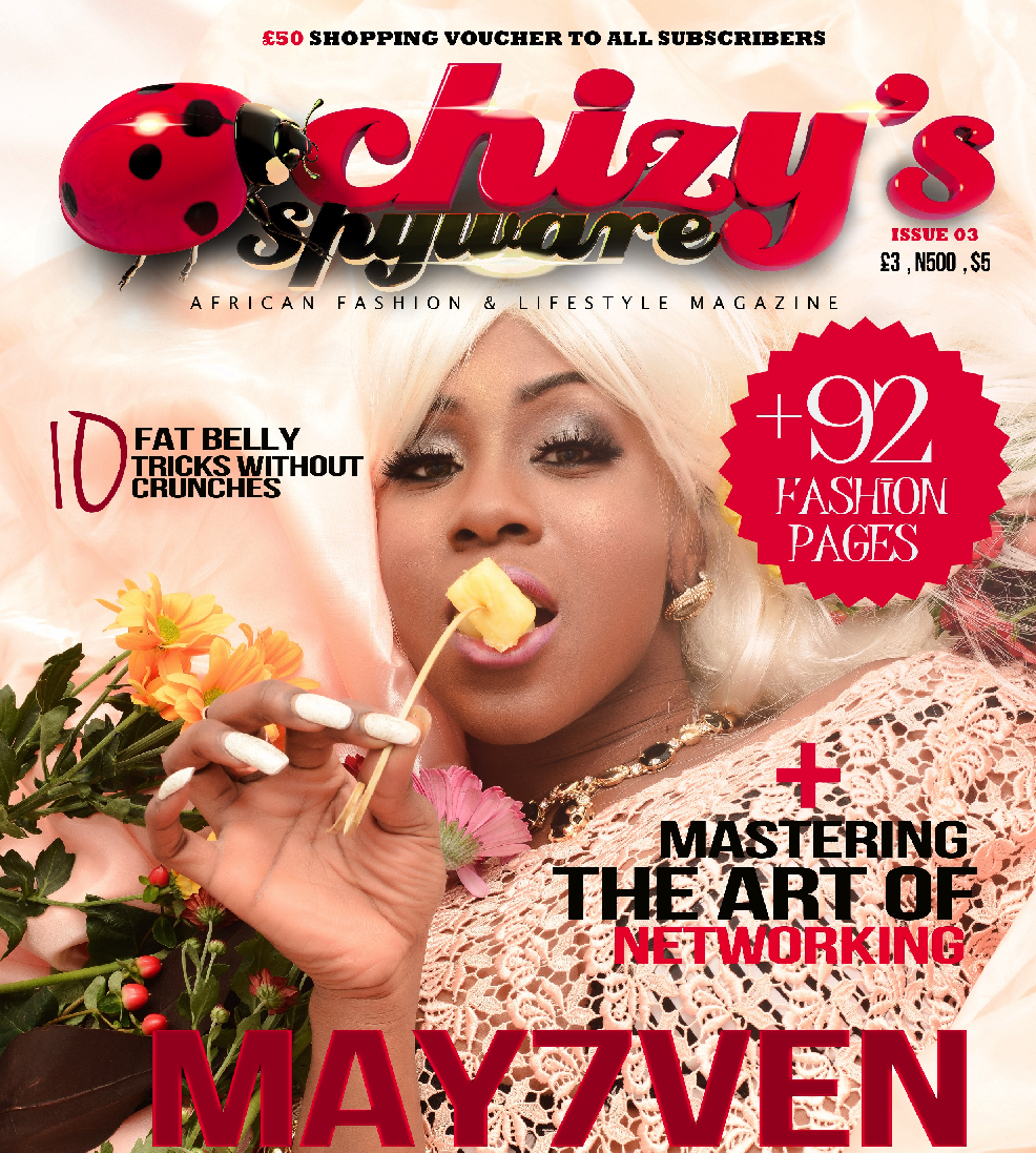 1 MAY7VEN CHIZYS SPYWARE MAGAZINE