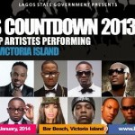 The Lagos Countdown: 2face, Davido, Omawunmi, Wande Coal, Timaya, Wizkid, Burna Boy Others Set For Lagos 2013