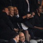 VIDEO: President Barack Obama Takes Selfie With World Leaders