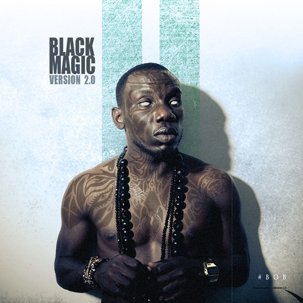 Black Magic - Version 2.0 [FRONT]