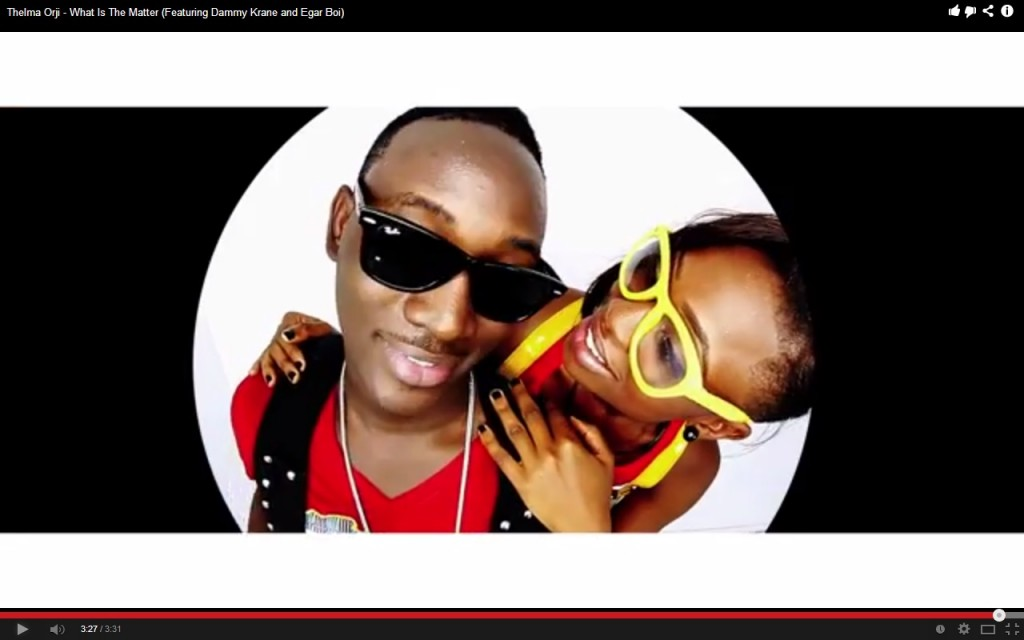 Dammy Krane and Thelma