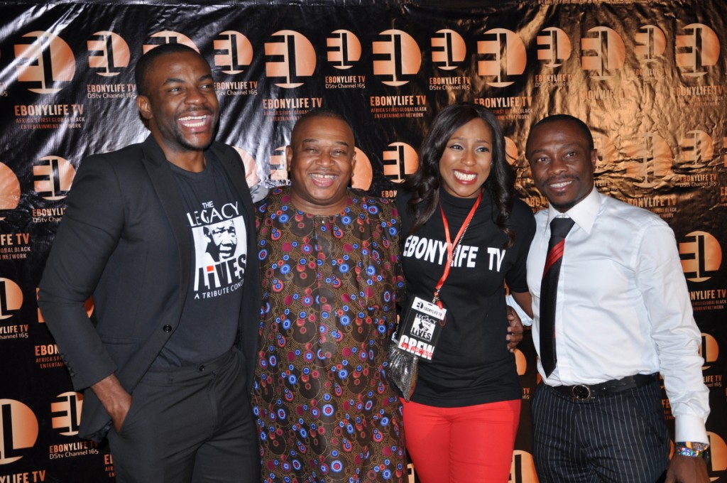 Ebuka, Olisa, Mo Abudu and Julius Agwu