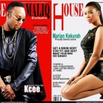 Kcee & Marian Kekurah Dazzle On The Cover Of House of Maliq December Issue