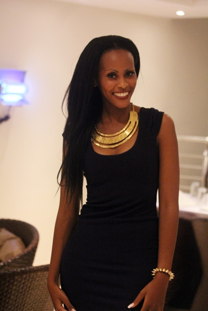 MISS SOUTH AFRICA - ZUKISWA MADUNA