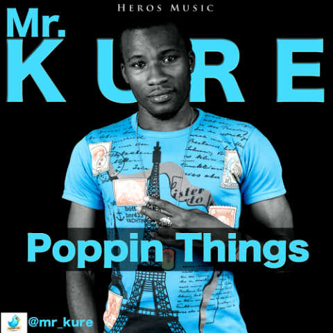 MR KURE - poppin things (art)