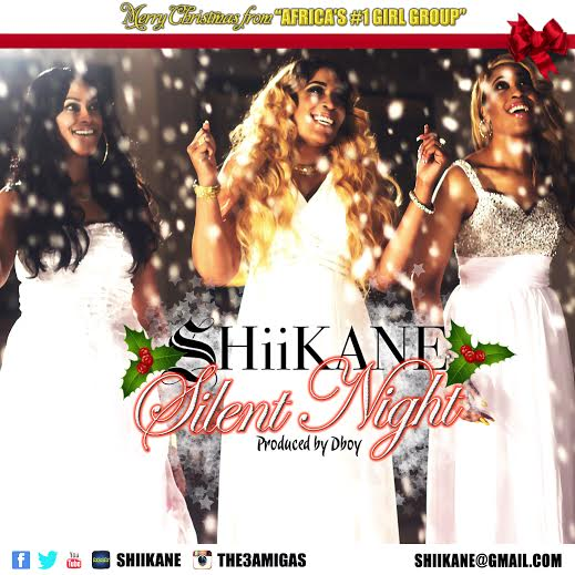SHiiKANE - Merry Christmas & Happy New
