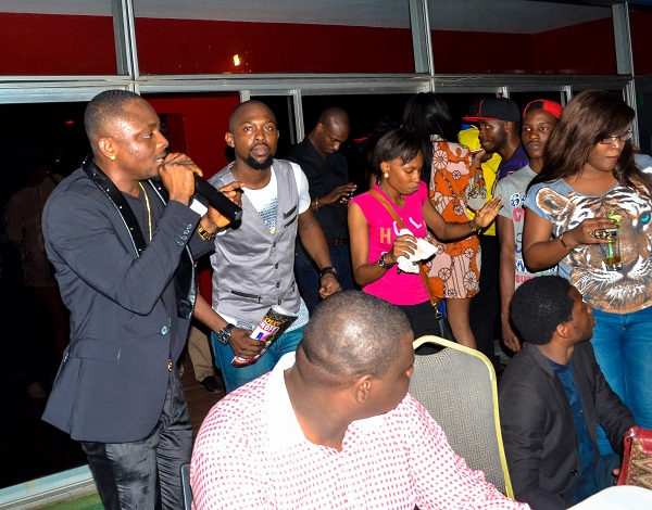 Sean Tizzle, KB, Korebrown, Foza, Phil, Kel
