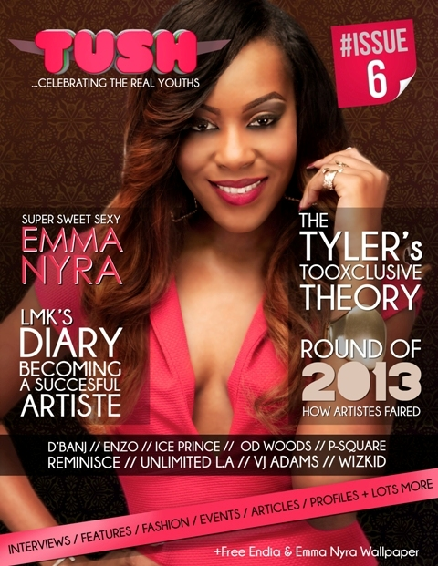 Tush Mag Issue6 cover2