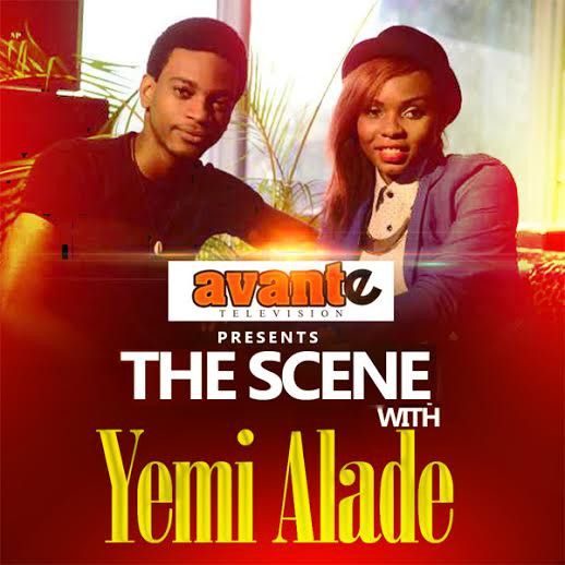 Yemi Alade on Avante TV The Scene