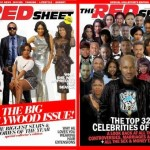 Who Is Missing? 2013 Top 32 Celebrities On The Cover Of Redsheet Magazine December Issue