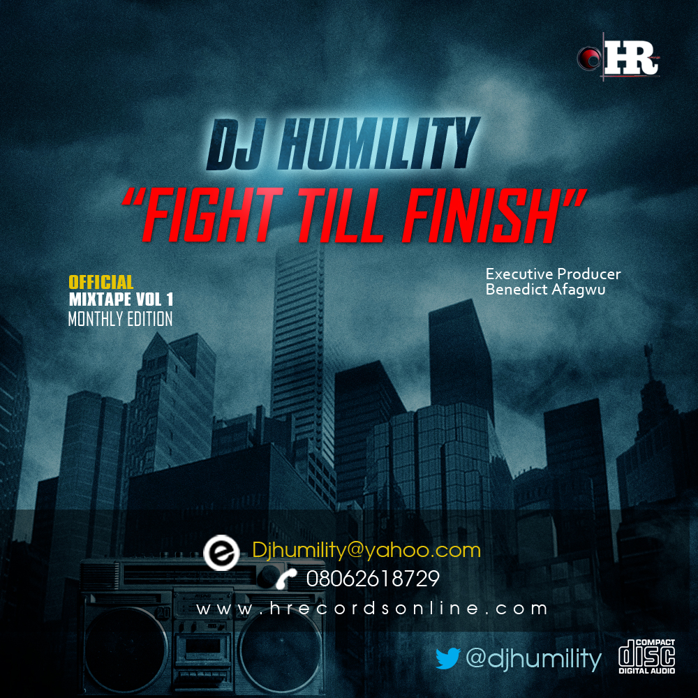 Combo Mixtape: DJ Humility - Fight Till Finish + South Africa Bangs