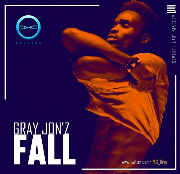 Gray Jon'z - FALL_ART