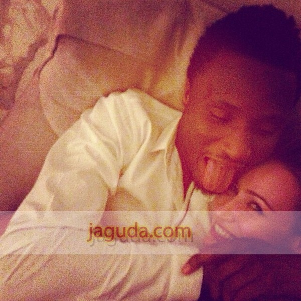 mikel obi and his girlfriend