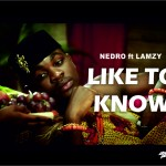 Knighthouse presents Nedro FT. Lamzy – Like to Know (Video + Audio)