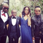 Dencia, Kcee, Seyi Shay, Harrysong Represent Nigeria At The 2014 Grammy Awards