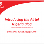 Airtel Nigeria Launches Social Blog