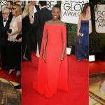 Red Carpet Fashion + Winners: 2014 Golden Globe Awards