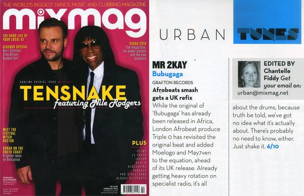 mixmag review
