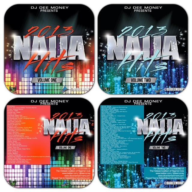 nAIJA hITS HITS FLYER