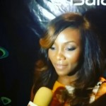 Genevieve Signs Endorsment Deal with Etisalat