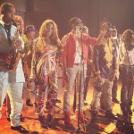 Photos: Femi Kuti, D'banj, Other African Artistes Collaborate On ONE Theme Song