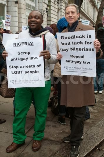 1392914956-lgbt-protest-out-nigerean-high-commission-in-london_3977540