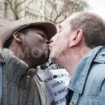 Photos: Nigerian Gay & Lesbian Activists Take Their Protests To Nigerian Embassy In London
