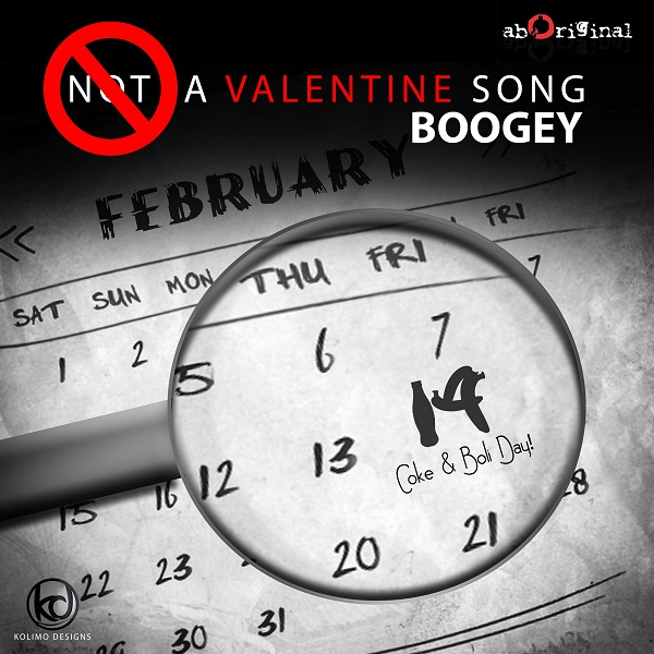 Boogey - Not A Valentine Song [ART]