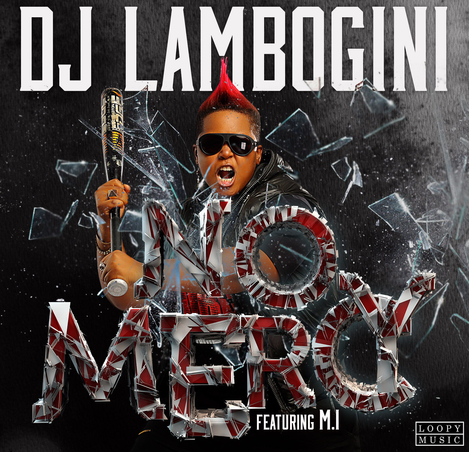 DJ LAMBO no mercy