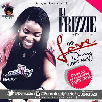 DJ frizzie - Love diary video mix