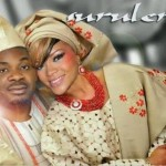 The Real Story Behind Rihanna and Don Jazzy Traditional Wedding Photo