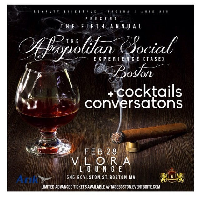 5th Annual Edition of The Afropolitan Social Experience - Boston