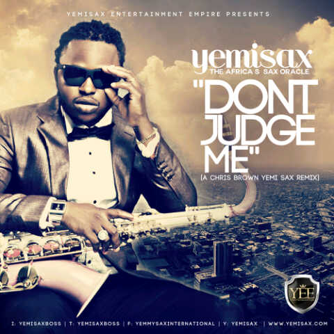 YEMI SAX - PLEASE DONT JUDGE ME COVER ART2