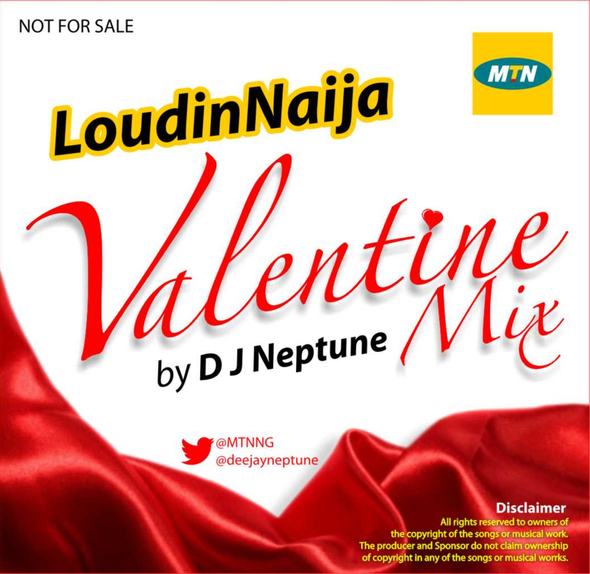 naija val mix flyer
