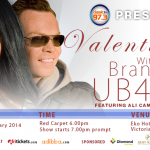 Classic FM 97.3 Presents Valentine With Brandy & UB40