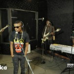 "VIDEO: Wizkid covers Bob Marley's ""Joy/No Woman No Cry"""