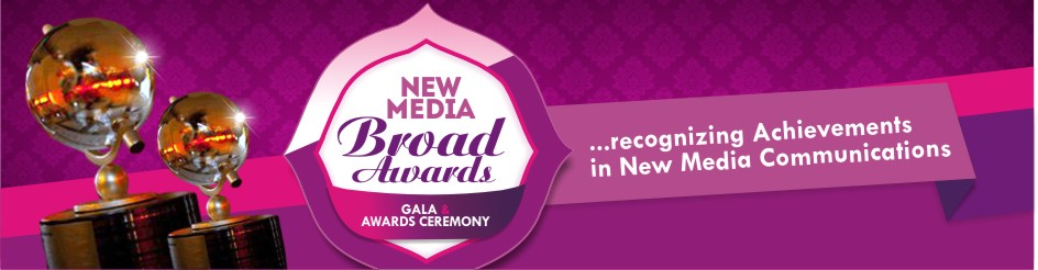 Broad awards banner