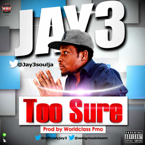 Jay 3 - too sure(official art)