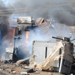 Bomb Blast Rocks Football Viewing Center in Maiduguri